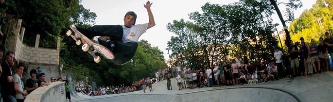 Skatepark La Kampsa