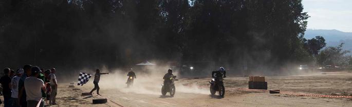 Dirt Track del Rosario II