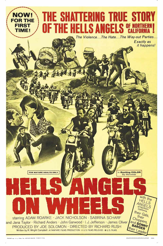 hellangelsonwheels