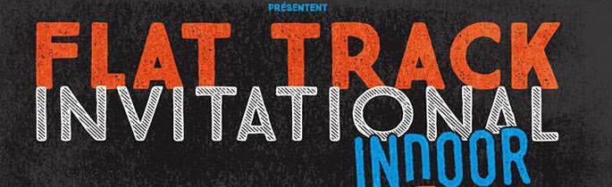 Flat Track invitacional de Lyon